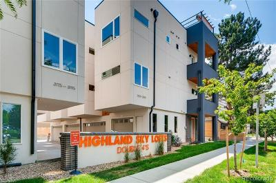 Highland Condo/Townhouse Active: 2828 West 32nd Avenue