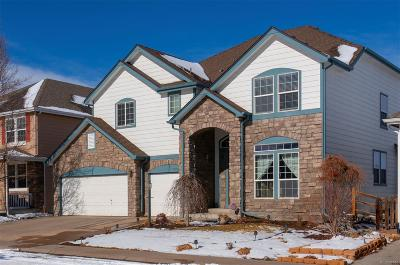 Littleton Single Family Home Under Contract: 9335 West Quarles Place