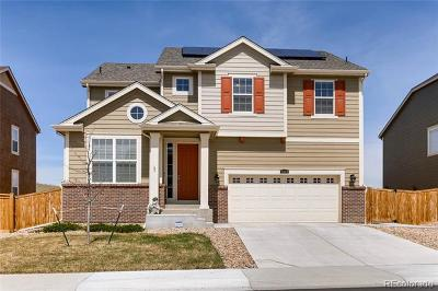Thornton Single Family Home Active: 5363 East 140th Place