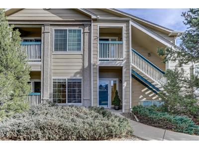 Broomfield Condo/Townhouse Under Contract: 1040 Opal Street #104