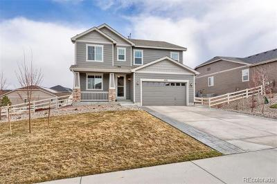 Crystal Valley, Crystal Valley Ranch Single Family Home Active: 5732 Golden Field Lane
