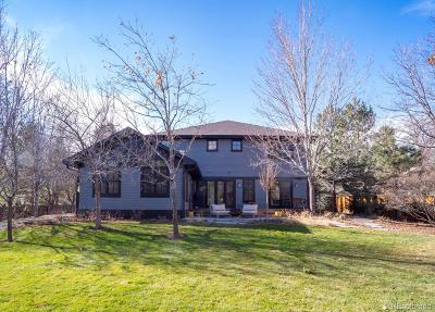Boulder Single Family Home Active: 3660 19th Street