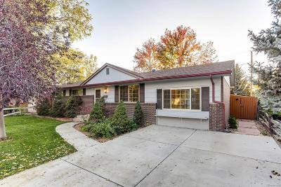Longmont Single Family Home Under Contract: 1733 Centennial Drive