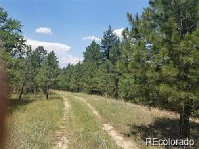 Larkspur CO Residential Lots & Land Under Contract: $9,200