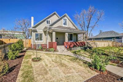 Single Family Home Sold: 4955 Knox Court