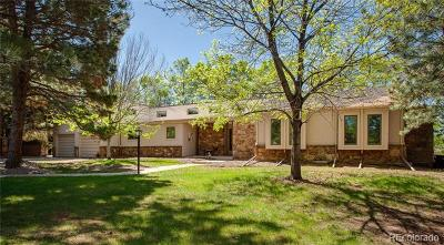 Cherry Hills Village CO Single Family Home Active: $1,050,000