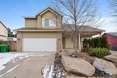 Castle Rock Single Family Home Active: 2266 Beacham Drive