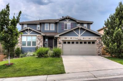 Highlands Ranch Single Family Home Active: 3426 Darlington Circle
