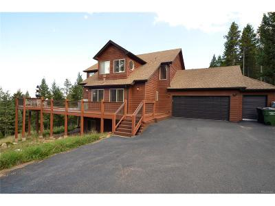 Conifer Single Family Home Under Contract: 9630 South Warhawk Road