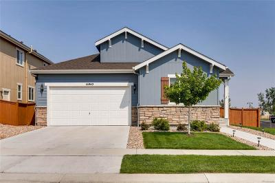 Broomfield Single Family Home Under Contract: 16940 Galapago Court