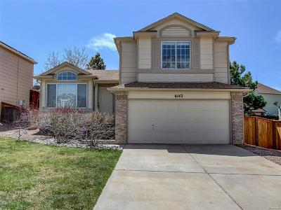 Highlands Ranch Single Family Home Active: 6142 Willowmore Court