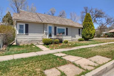 Colorado Springs Single Family Home Active: 130 North 20th Street