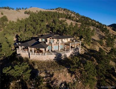 Boulder Single Family Home Active: 5235 Olde Stage Road