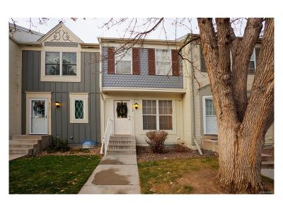 Lakewood Condo/Townhouse Under Contract: 9759 West Cornell Place
