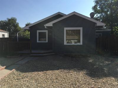 Aurora, Denver Single Family Home Active: 6660 Julian Street