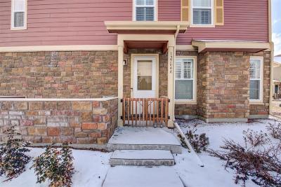 Thornton Condo/Townhouse Under Contract: 12764 Leyden Street #A
