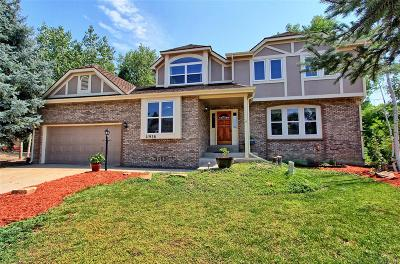 Adams County Single Family Home Active: 11938 Clay Court