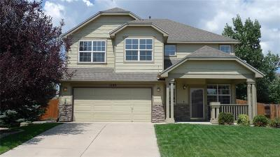 Castle Rock Single Family Home Active: 1299 North Heritage Avenue