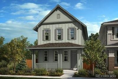 Denver Single Family Home Active: 10258 East 57th Avenue