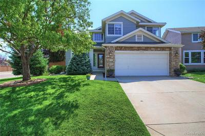Highlands Ranch Single Family Home Under Contract: 5056 Cresthill Place