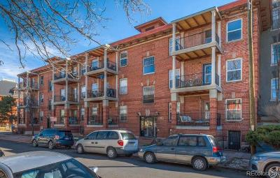 Denver Condo/Townhouse Active: 1374 North Ogden Street #6
