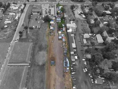 Lakewood CO Residential Lots & Land Active: $2,050,000