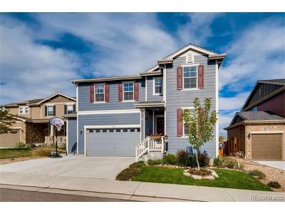 Morrison Single Family Home Active: 13871 West Saratoga Avenue