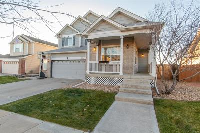 Commerce City Single Family Home Active: 9951 Chambers Drive