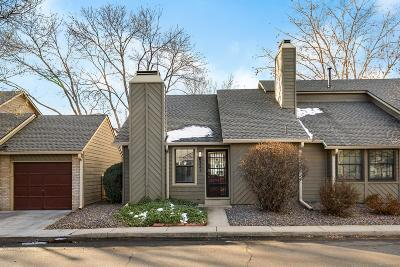 Arvada Condo/Townhouse Active: 6331 Oak Court #A