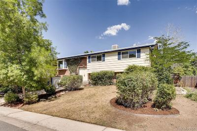 Single Family Home Active: 3348 South Ulster Court