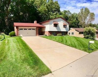 Arvada CO Single Family Home Active: $449,900