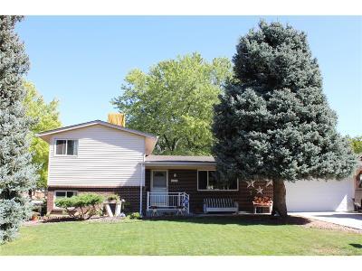 Aurora Single Family Home Active: 414 South Vaughn Way