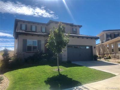 Lone Tree Single Family Home Active: 9724 Cantabria Point