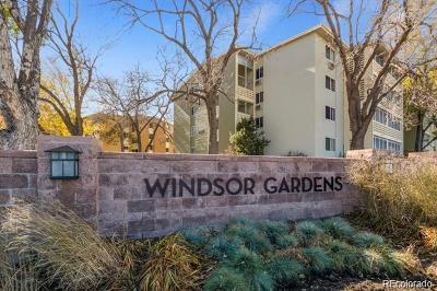 Denver Condo/Townhouse Under Contract: 725 South Alton Way #7A