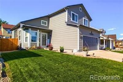 Littleton Single Family Home Active: 9710 Fairwood Street