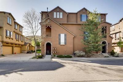 Highlands Ranch Condo/Townhouse Active: 10556 Graymont Lane #D