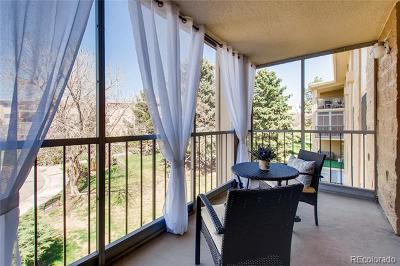 Aurora Condo/Townhouse Active: 13626 East Bates Avenue #307