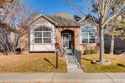 Denver Single Family Home Active: 6900 Grant Ranch Boulevard #62