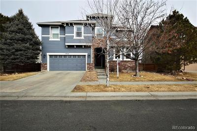 Commerce City Single Family Home Active: 17513 East 104th Way