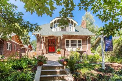 Denver Single Family Home Under Contract: 605 Race Street