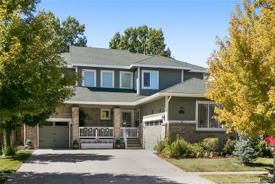 Commerce City Single Family Home Under Contract: 9745 Kalispell Street