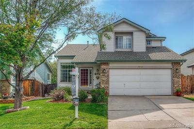 Denver Single Family Home Active: 5280 South Ingalls Street