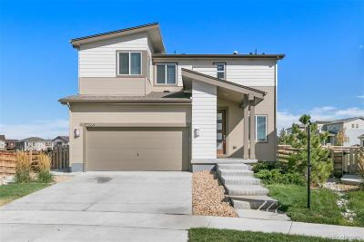 Commerce City Single Family Home Active: 17264 East 110th Court