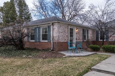 Denver Condo/Townhouse Under Contract: 1272 Leyden Street