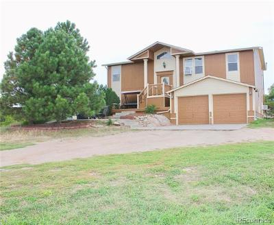 Kiowa Single Family Home Active: 34319 Goldenrod Circle