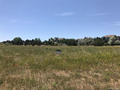Centennial Residential Lots & Land Under Contract: 7066 South Espana Way