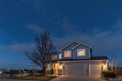 Highlands Ranch Single Family Home Under Contract: 9102 White Pelican Way