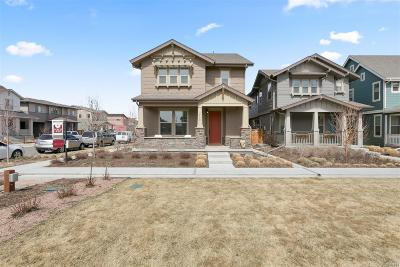 Denver Single Family Home Active: 5490 Xenia Street