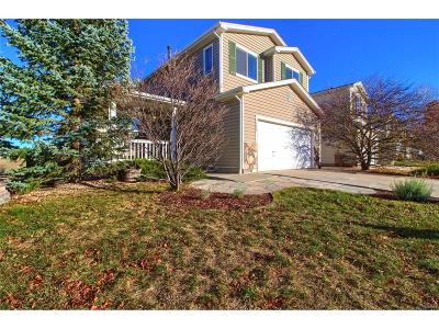 Littleton Single Family Home Active: 7922 Mule Deer Place