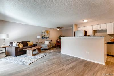 Denver Condo/Townhouse Under Contract: 4569 South Lowell Boulevard #C